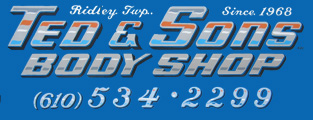 Ted and Sons Auto Body Shop